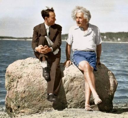 Albert Einstein, Verão de 1939