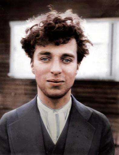 Charlie Chaplin aos 27 anos, 1916