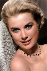 Grace Kelly, atriz americana e, mais tarde, Princesa do Mônaco