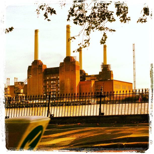 Instantes - Londres