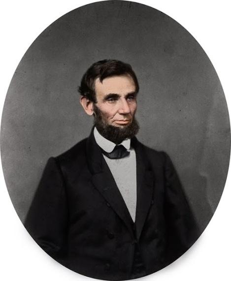 Abraham Lincoln, 16º Presidente dos Estados Unidos da América
