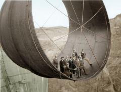 Turbina da represa Hoover, Estados Unidos (1930)