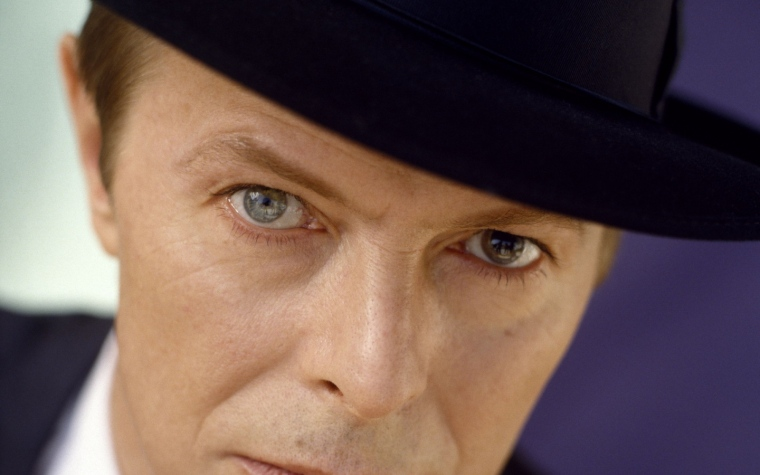 David Bowiw Eyes olhos - Pitadas do Sal