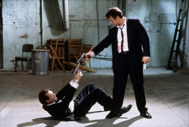 Cães de Aluguel (Reservoir Dogs) - Tarantino na veia