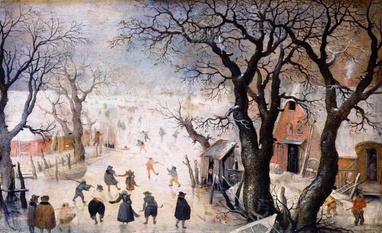 Hendrick-Avercamp-Winter-Landscape-6-