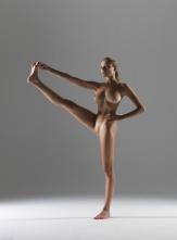Yoga Big Toe Grab Stretch