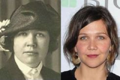 Rose Wilder Lane (escritora do século XIX) e Maggie Gyllenhaal (atriz)