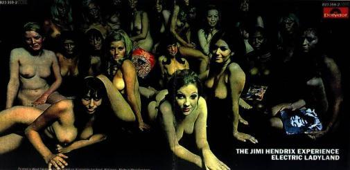Eletric ladyland - The Jimi Hendrix Experience (1968)