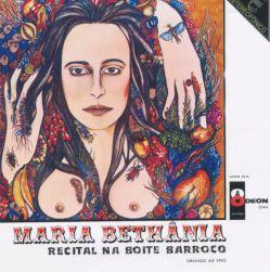 Recital na Boite Barroco - Maria Bethânia (1968)