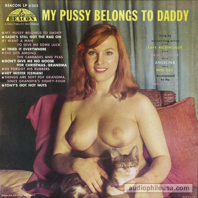 My Pussy Belongs To Daddy - Various (1957)