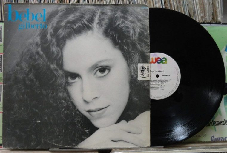 Primeiro disco de Bebel Gilberto (1986)