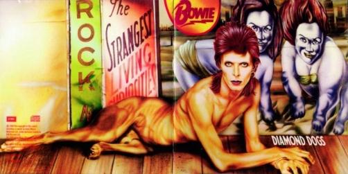 Diamond Dogs - David Bowie (1974)