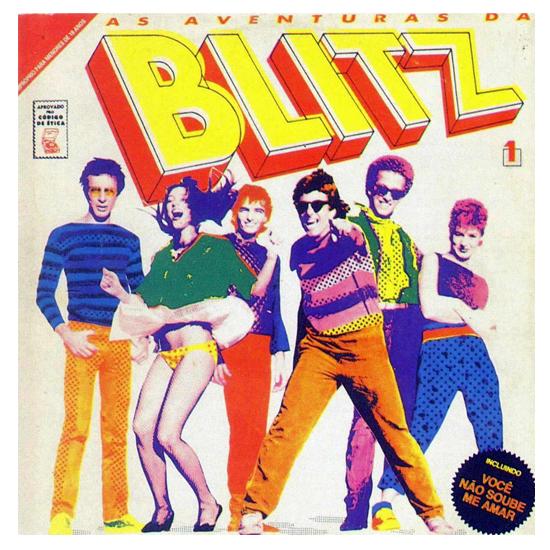 As Aventuras da Blitz - 1982
