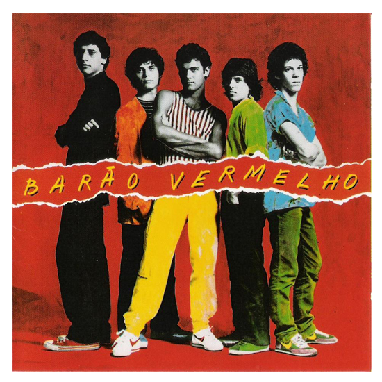 Barão Vermelho 1982 - Pitadas do Sal