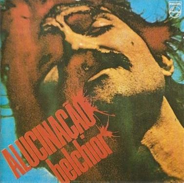 Capa original - Alucinação (1976)