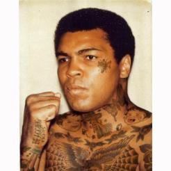 Cassius Clay, ou Muhammad Ali, como você preferir