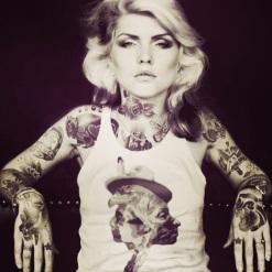 Debbie Harry, do Blondie
