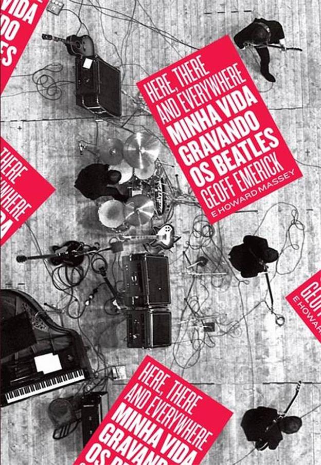 Livro narra os bastidores das gravações mais lendárias dos Beatles