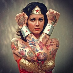 Linda Carter - A eterna Wonder Woman