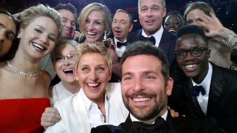 selfie oscar - pitadas do sal