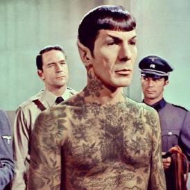 Sr. Spock