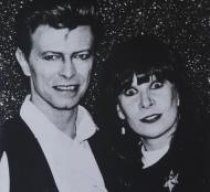 Rita Lee e David Bowie
