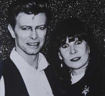 Rita Lee e David Bowie