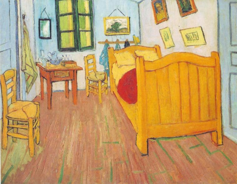 O Quarto - Van Gogh (!888)